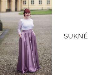 Naše sukně, které podtrhnou to nejlepší z vás