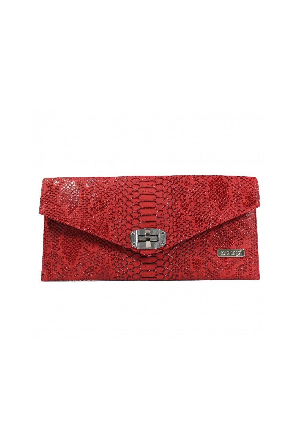 Mala kabelka Malibu Classy cervena 1