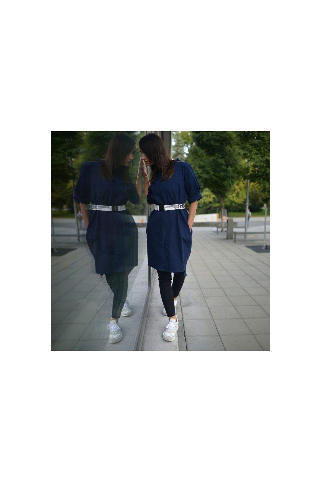 Šaty Kalimera jeans 7