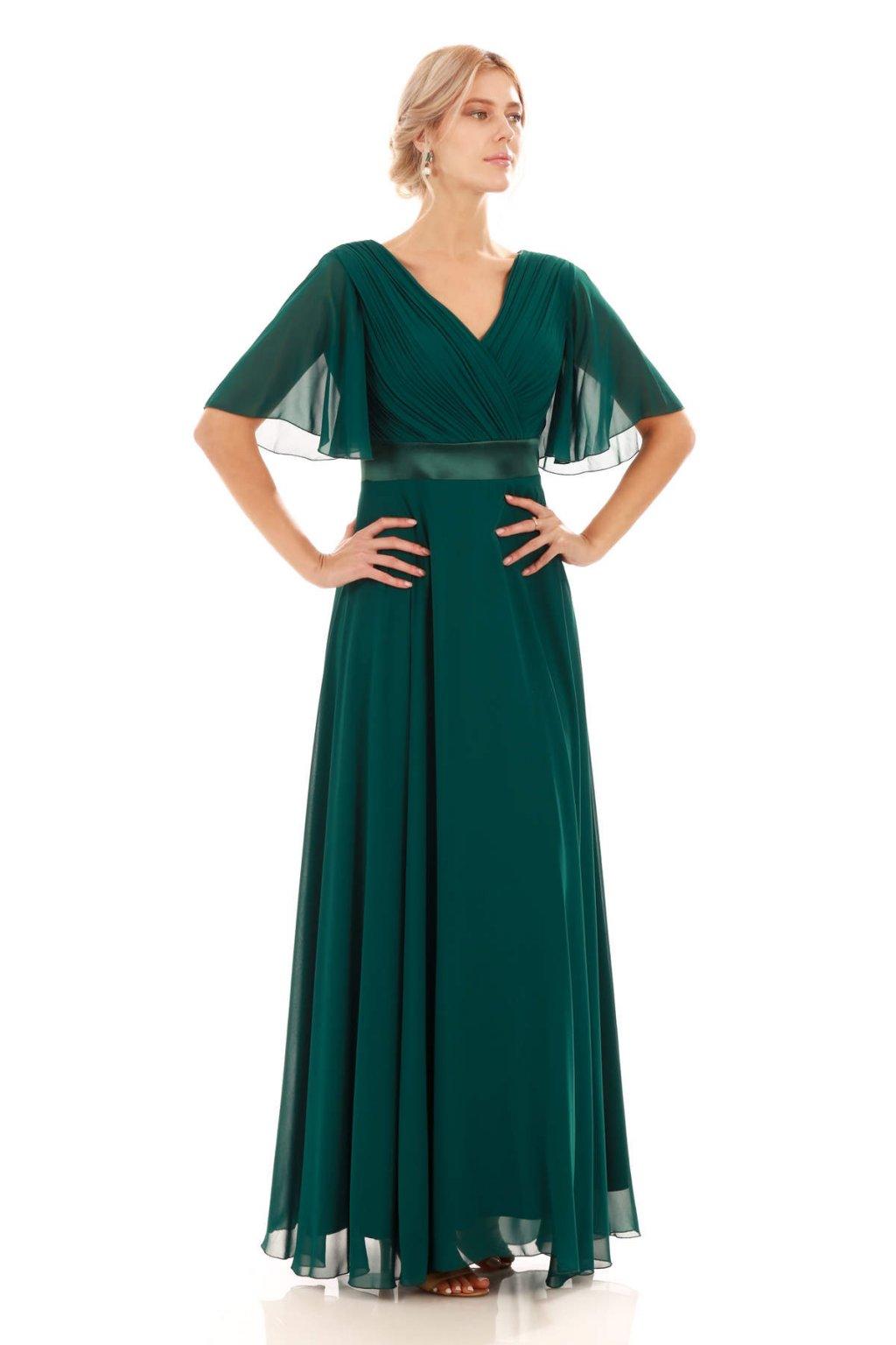 Dlouhé společenské šaty Maria 2