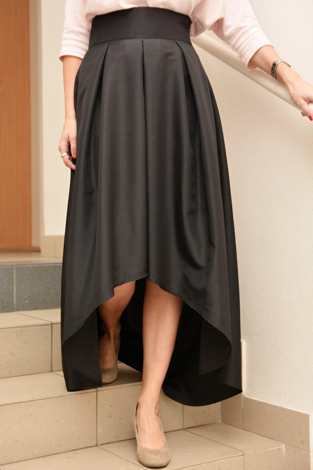 Taftová sukně Jane