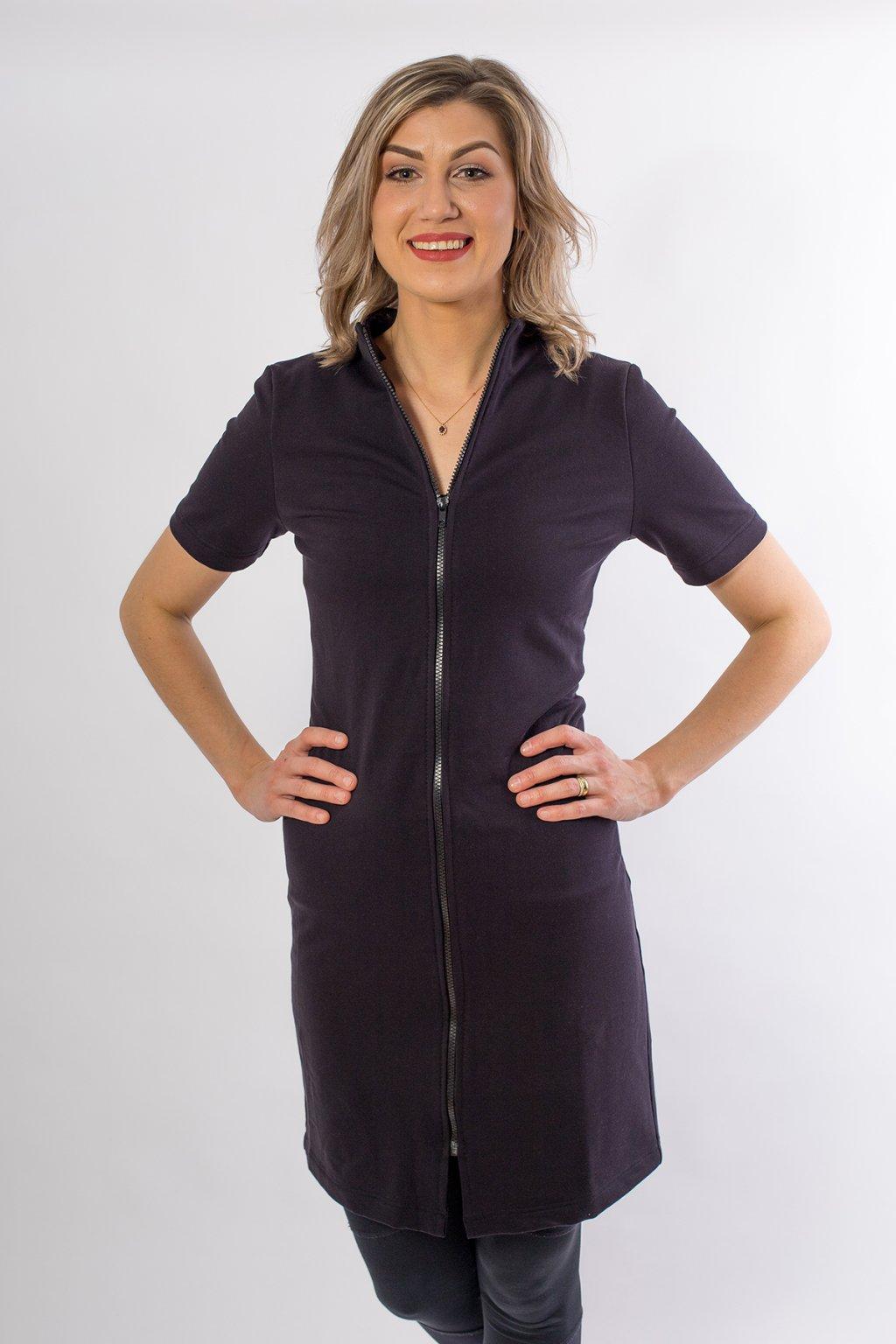 Dámské šaty Eleanor se zipsem 1