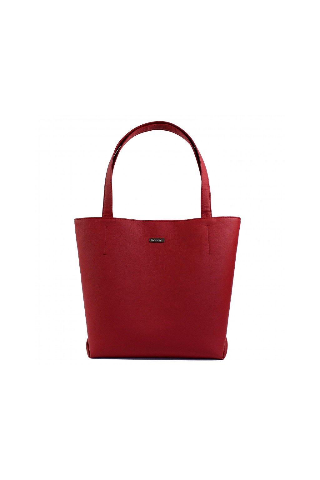 Cervena kabelka Emma Middle Dara bags 1