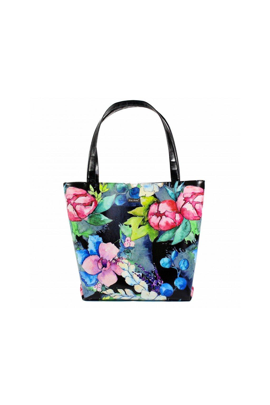 Pestrobarevna kabelka Emma Middle Dara bags 1