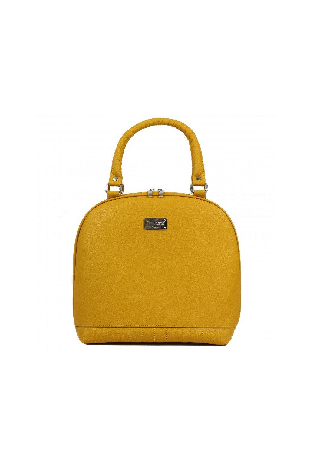 Krasna kabelka Bell Big Dara bags zluta 1