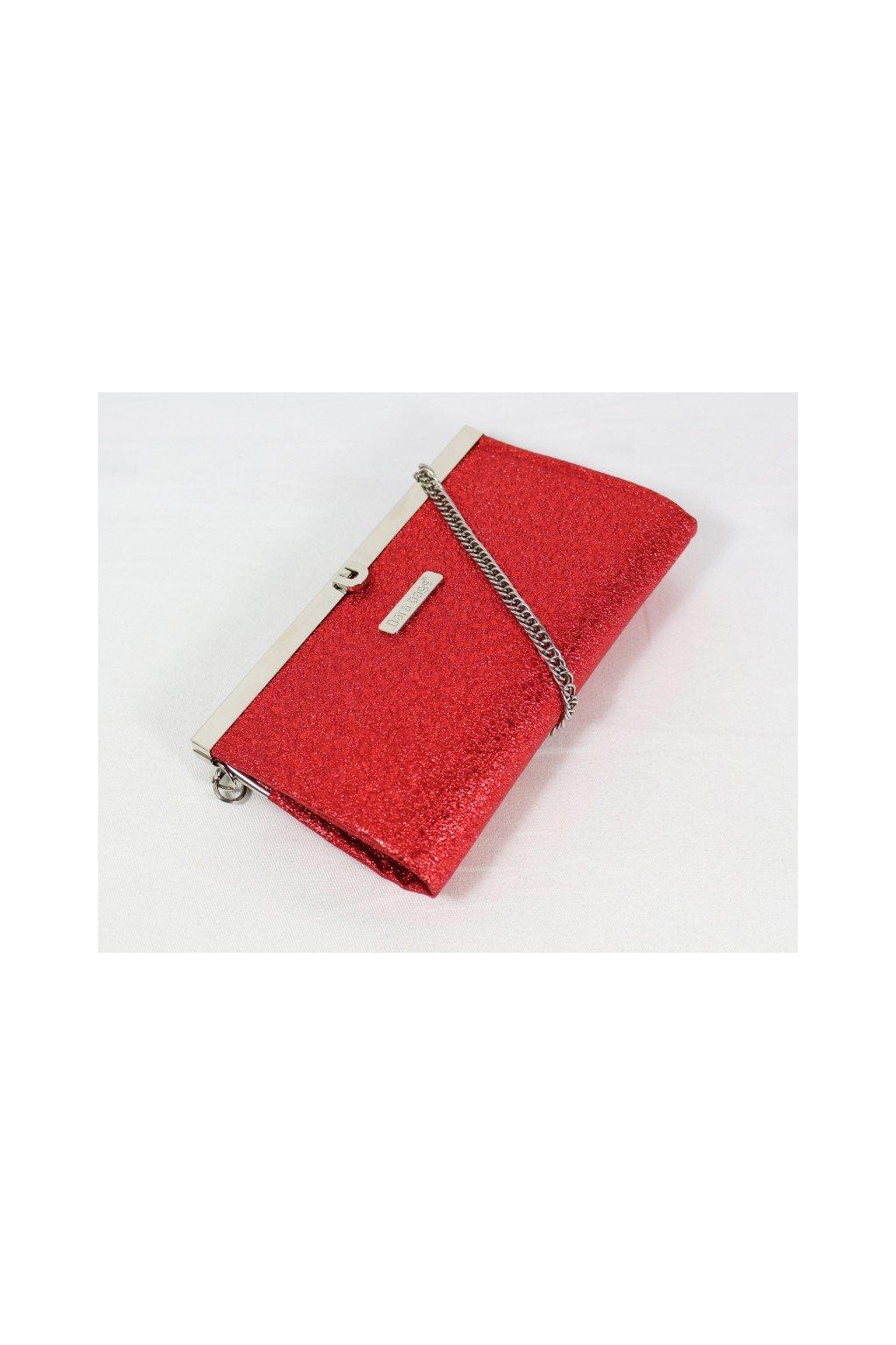 Mala kabelka Merci Dara bags cervena 1