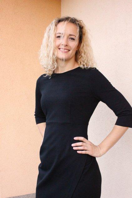 Sportovně elegantní šaty Amy 2
