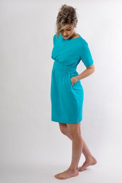 Zavinovací šaty Millie 3