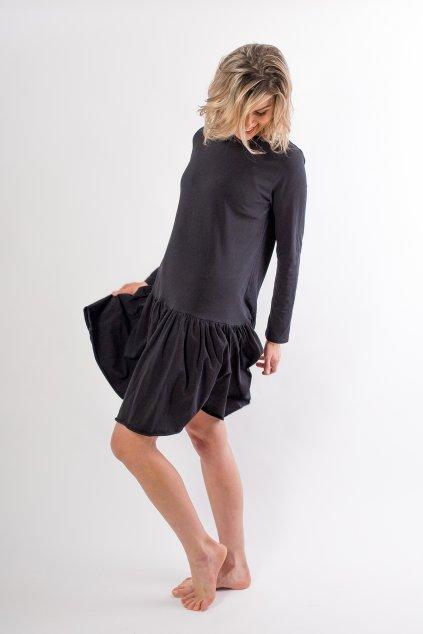 Volánkové šaty Diana 4