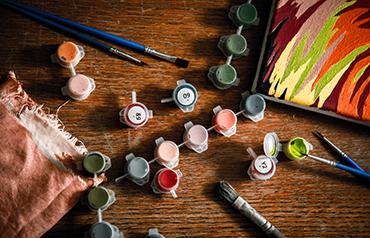 Proč malovat podle čísel? 6 důvodů, které přesvědčí i Vás