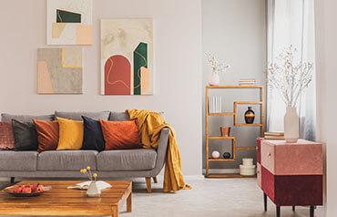 Listí září barvami, stejně tak může zářit i Váš domov! Oživte svou domácnost s malováním podle čísel