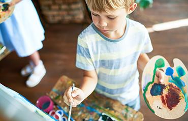 Proč je malování podle čísel skvělou aktivitou pro děti