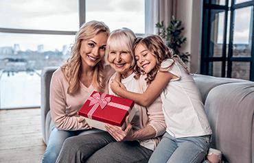 Malování podle čísel – ideální dárek pro babičku a dědu