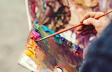 10 výhod pro zdraví, které přináší malování