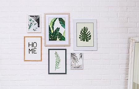 Tipy, jak si udělat doma galerii obrazů