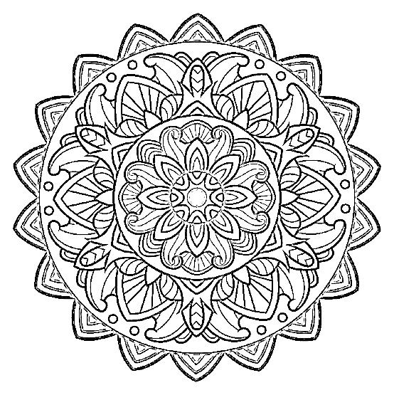 mandala-cary