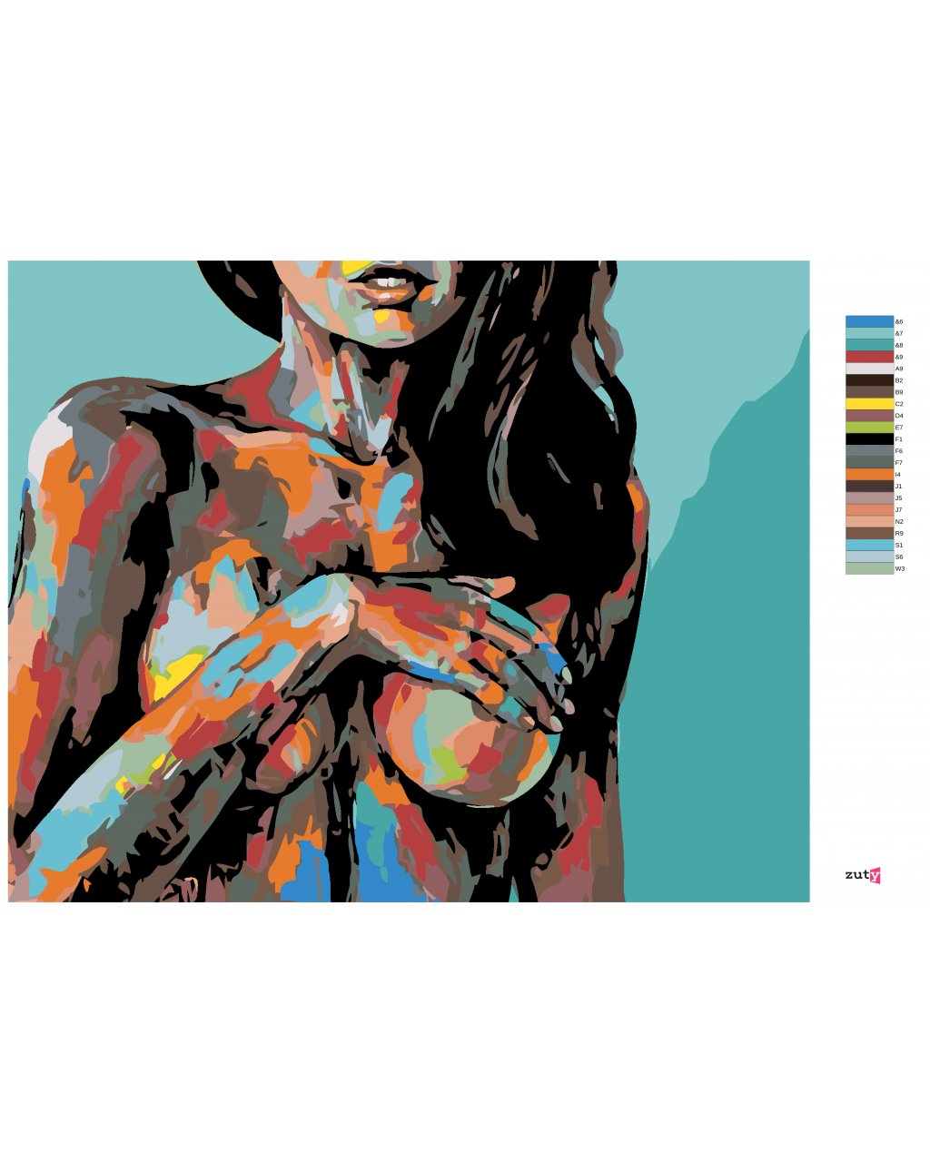 Malování po těle