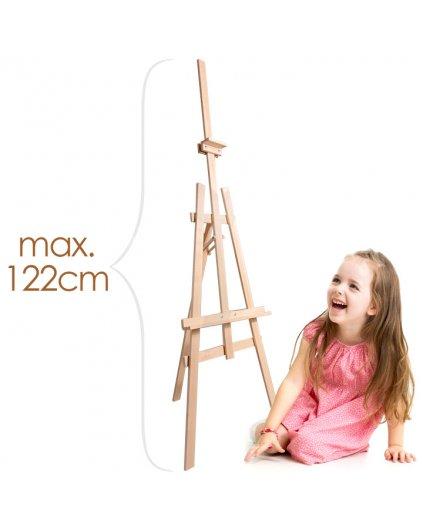 vyr 3270Skolsky maliarsky stojan pre deti sz1 m (1)