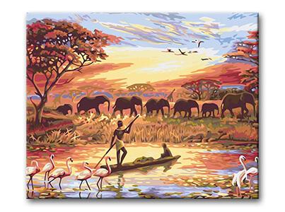 12857_malovani-podle-cisel-africky-zapad-slunce