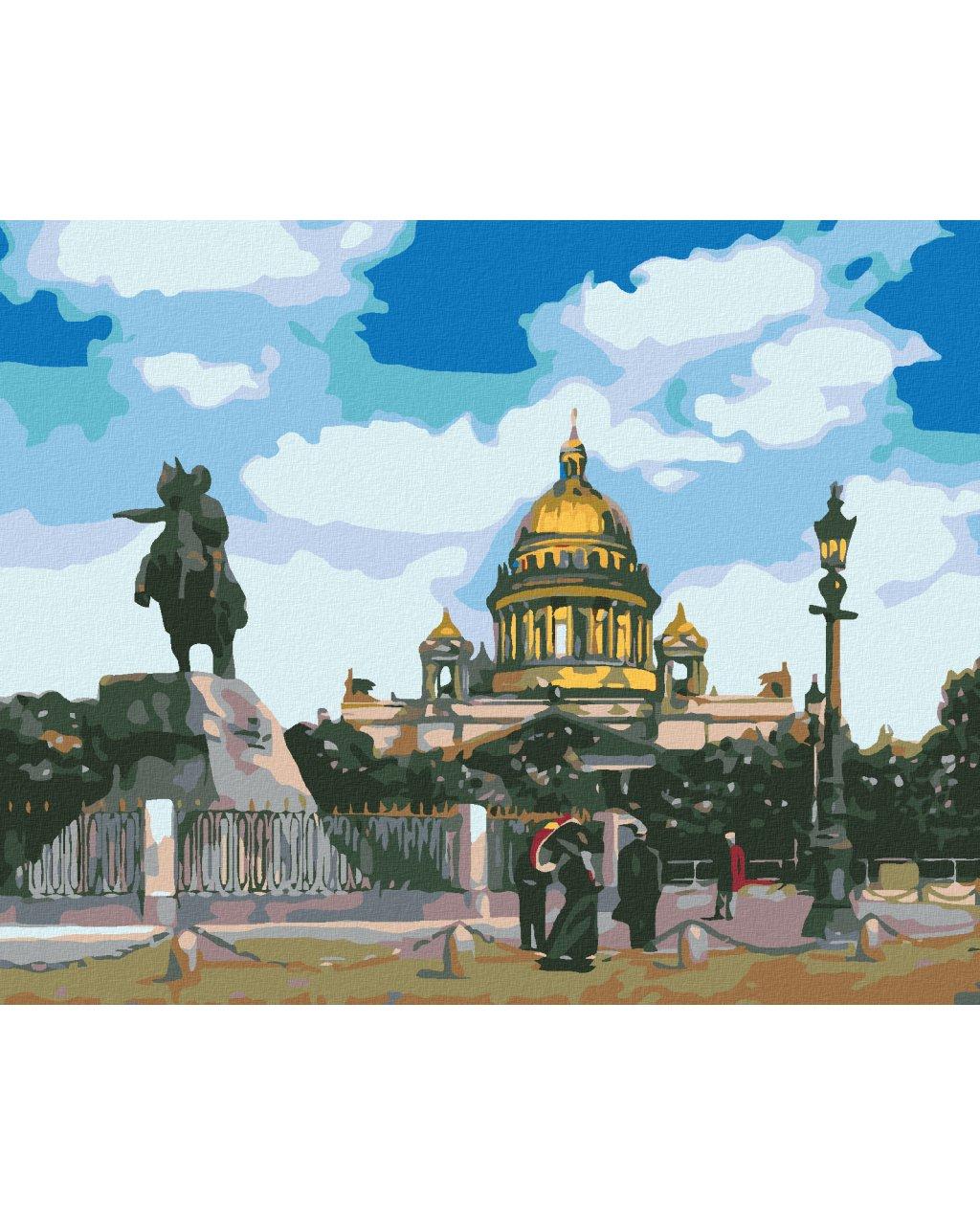 Malowanie po numerach - Petersburg