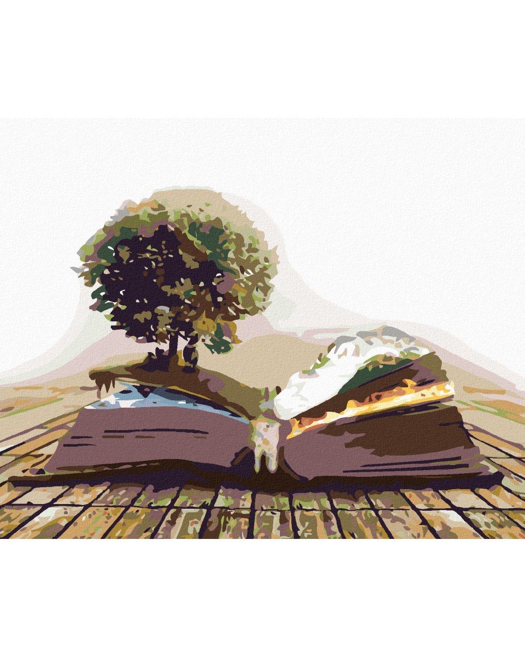 Malowanie po numerach – Księga życia