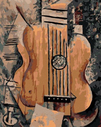 Malowanie po numerach – Muzyka