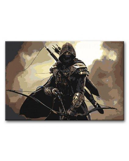 Malowanie po numerach – Nightblade