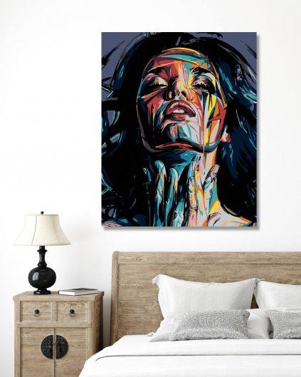 Malowanie po numerach – Skapana w kolorach