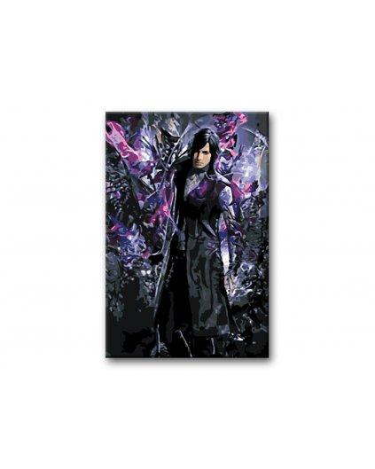 Malowanie po numerach – Dante - Devil May Cry