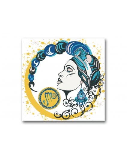 Malowanie po numerach – Znak zodiaku – Skorpion