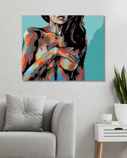 Malowanie po numerach – Ciało