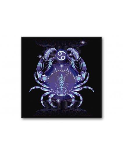 Malowanie po numerach – Znak zodiaku – Rak