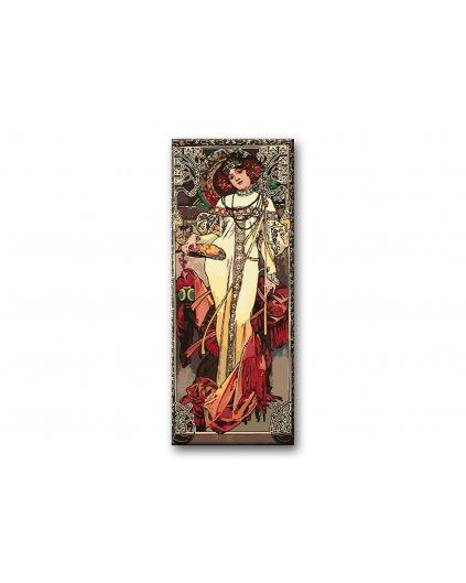 Malowanie po numerach - Alfons Mucha - Jesień