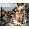 Malowanie po numerach – Domek w Toskanii