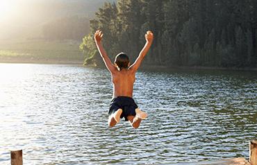 Európsky deň kúpania v riekach - pripojte sa tento rok aj Vy