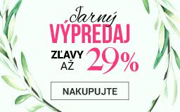 Zľavy až 29 %