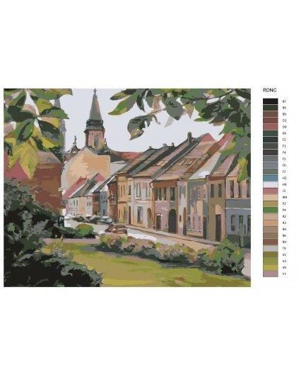 Maľovanie podľa čísel - OBRAZY OD JANY - Roudnice nad Labem