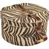 kazeto kloboukova krabice zebra 2