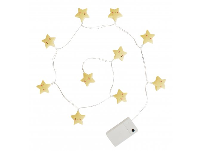 LTST050 HR string light yellow stars