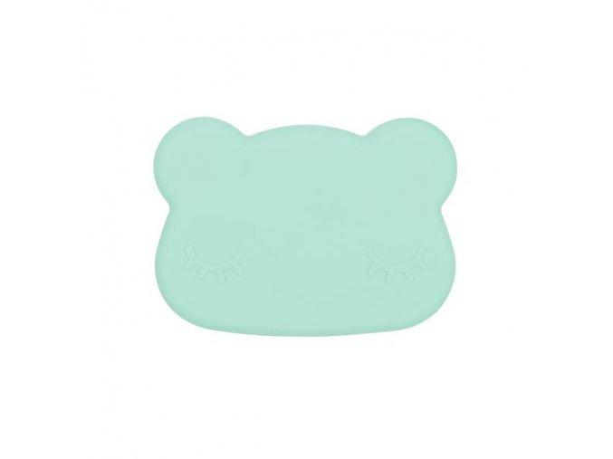 Bear snackie closed Minty green low grande
