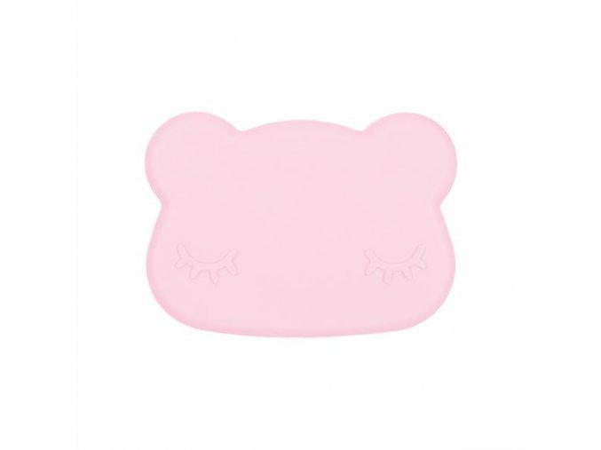 Bear snackie closed Powder pink low grande