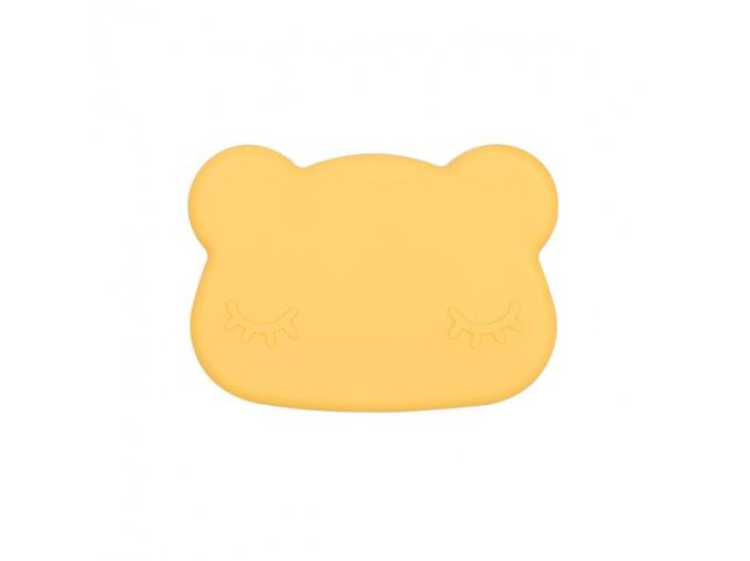 Bear snackie closed Yellow low grande