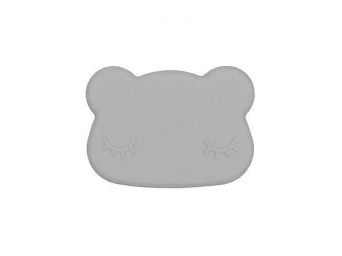 Bear snackie closed Grey low grande