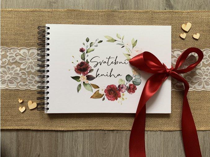 2840 2 svatebni kniha hostu no 100