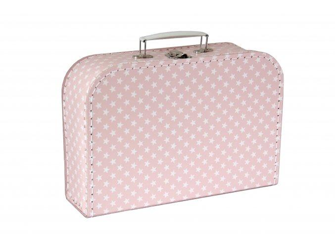 288 5 kufrik ruzovy 30 cm