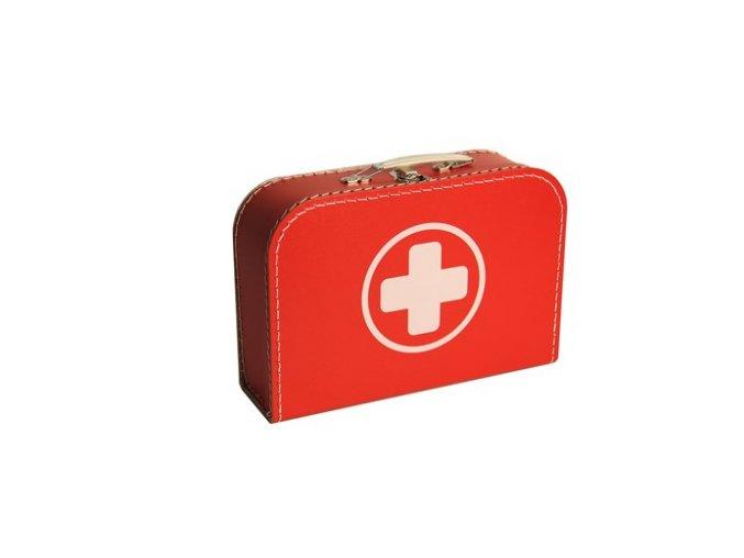 kufrik s křížem