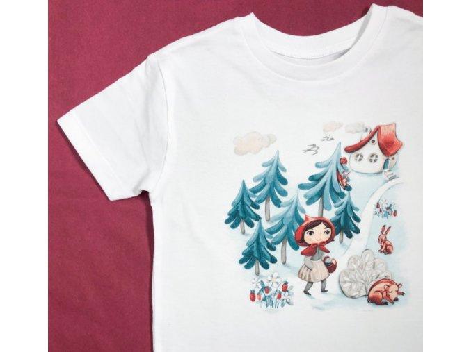 tričko karkulka 2
