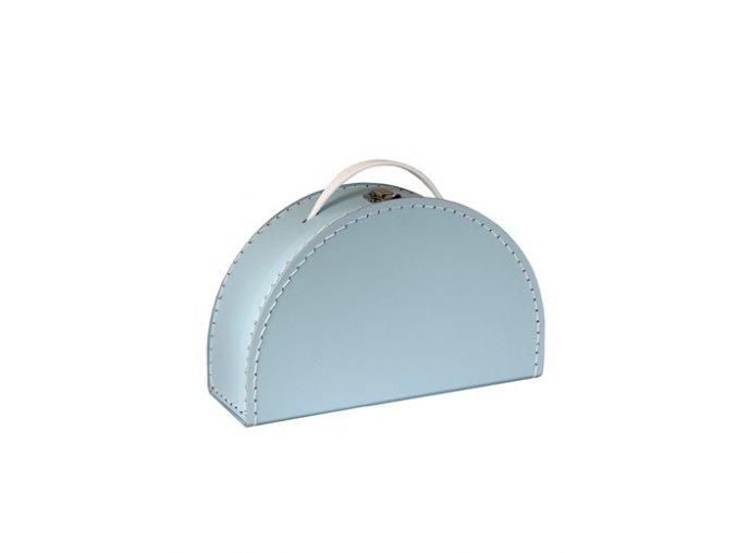 Kufřík - modrý 28 cm