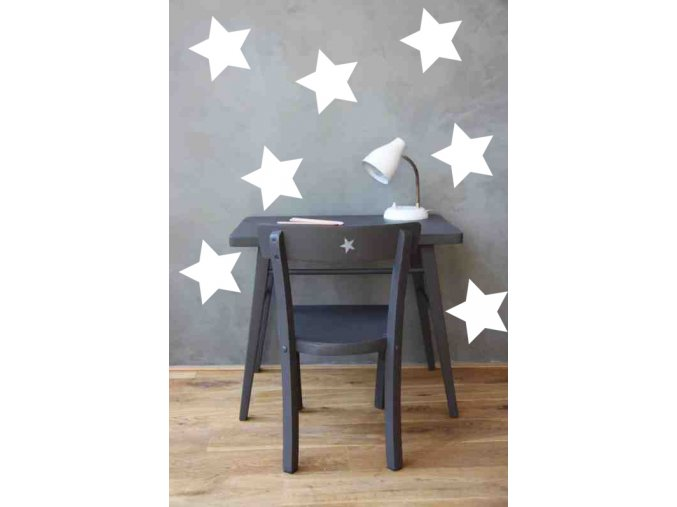 stul s zidli hvezdy