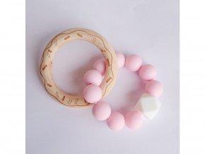 1308 1 kousatko ruzovy donut